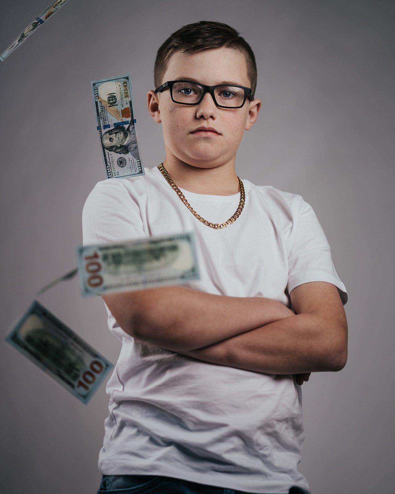 Cruise & Cash Photoshoot